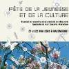 Affiche de la fête de la Jeunesse et de la Culture